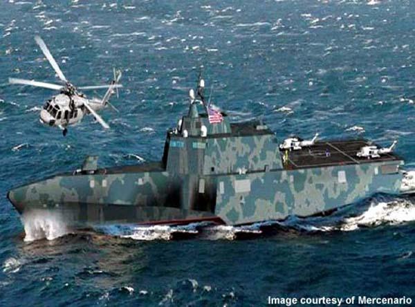 Litoral combat ship 1